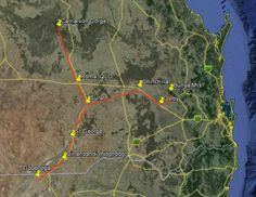 Australian Indigenous Astronomy: How ancient Aboriginal star maps have shaped Australia's highway network