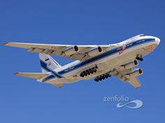 Antonov AN-124 : Prints, t-shirts, mugs, and other goods available with this image by clicking through the image to get to Zenfolio.