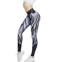 Damen 3/4 Yoga Leggings Hose , Yogogo Hohe Taille Pants  ...   Es handelt sich hierbei um einen Affiliatelink / Produktwerbung.  #leggings