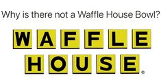 Sec Football, Waffle House, Home Decor, Interior Design, Home Interior Design, Waffle House Waffles, Home Decoration, Decoration Home, Interior Decorating