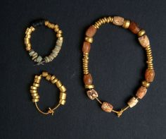 """The oldest golden treasure in the world was found neither in Sumer, nor in Egypt, nor in pre-Columbus America, but in Bulgaria, in an Eneolithic necropolis, found near Varna city in 1972. The treasure has an exceptional value because according to scientists it dates more than 6000 years ... """". This sensational find posed new questions before science in terms of the ancient civilizations, which had inhabited the Bulgarian lands"""