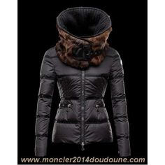 c4e2f1a1806b Doudoune Moncler Femme Vison Noir Vente Tokyo Fashion, Teen Fashion, New  York Fashion,