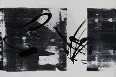 No. 1, Mixed media, 100 x 150 cm