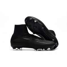 wholesale dealer 44f27 d0c66 Nike Mercurial Superfly V DF FG Cleat - Full Black