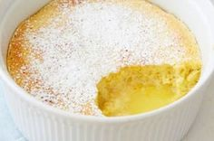 This old-fashioned dessert is a light-as-air sponge on top with a creamy pudding base. Its bright and zingy flavour makes it perfect for spring entertaining.
