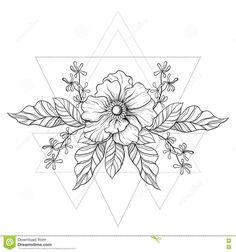 Image result for boho tattoo design