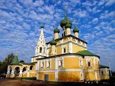 Ярославская область, город Углич