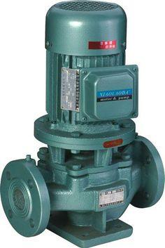 ISG, IRG Series Vertical Centrifugal Pump - China ;Centrifugal pump