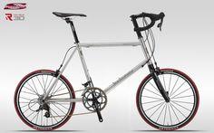 7.8kg Reynolds 853 Mini Velo Bike #speedonebike