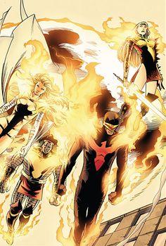 The Phoenix Five
