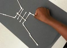 Using cotton swabs, grade students constructed skeletons in an action pose based off the book Skeleton Hiccups by Margery Cuyler. Brick Hearth, Slate Hearth, Chimney Cap, Chimney Sweep, How To Clean Brick, Fireplace Stores, Halloween Crafts, Halloween Ideas, Halloween 2019
