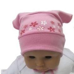 Dívčí letní šátek bez kšiltu se zavázáním. Česká výroba. Růžová barva. #kojenecké #oblečení #šátek #růžová #kojenci #děti Face, The Face, Faces, Facial