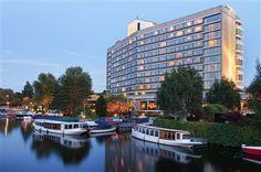 #14 Hilton Amsterdam | Meeting Rooms: 38 | Sleeping Rooms: 271 | Total Meeting Space: 1,400