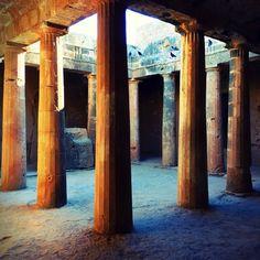Tombs of the Kings, Paphos - Tripadvisor Akrotiri And Dhekelia, Paphos, Cyprus, Trip Advisor, United Kingdom, Asia, England Uk