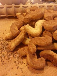 IN CONVENTO - Ricetta delle MONACHE Biscotti della Monaca all'anice