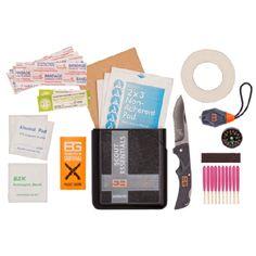 Scout Essentials Kit, Plastic case #poachit