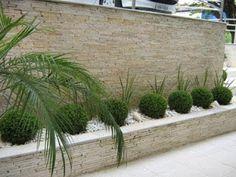 Mirian Decor: Jardim para Muros Internos e de Fachadas