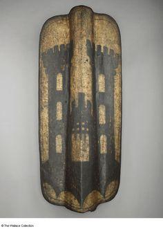 German pavise, Ravensburg, Württemberg, 15th century