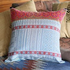 Image of Textile Cushion Cover Frost