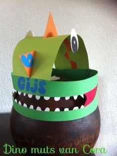 dinosaurus kroon knutselen - Google zoeken