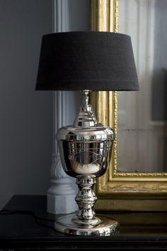 €59,95 Classic Lampshade black 35x45 #living #interior #rivieramaison