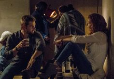 Under The Dome Photos: Talking Things Out on CBS.com