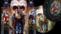 Michael Jackson - Dangerous (Album Vinyl) 24Bit - 192Khz  HQ Audio