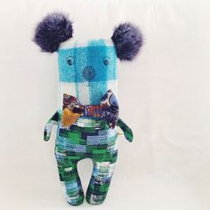 Clyde a woolrug koala