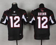 Cheap NFL Jerseys NFL - Arizona Cardinals #47 Shaq Riddick Black Alternate NFL Nike Elite ...