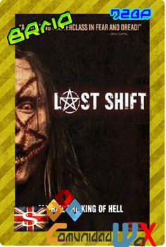 Last Shift (2015) Gratis en HD Español