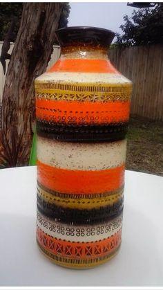 Vintage bitossi ceramics