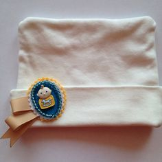 Brooch for baby. Made in Russia. Фетр, ленты