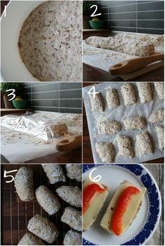 collage2 Dairy, Cheese, Baking, Breakfast, Recipes, Morning Coffee, Bakken, Backen