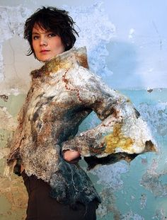 Love her work..., Nathalie Banos