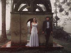 Um casamento lindo, cheio de amor e emoção! Vem ver como foi o casamento de Giza e Carlos, no Rio Grande do Sul