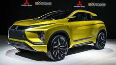 zan: Keren habis!, Mitsubishi mengeluarkan mobil terbar...