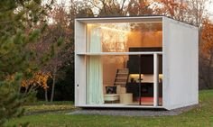 Kodasema created KODA, a tiny prefabricated home that can go off-grid and move with its homeowners.