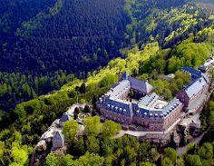 Le mont saint Odile France
