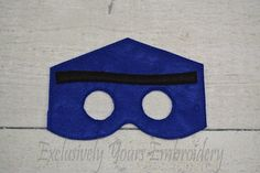 Crayon Children's  Mask - pinned by pin4etsy.com