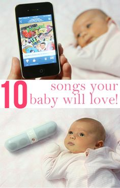 Rocking the Womb & Beyond! 10 Songs Your Baby Will LOVE <3!