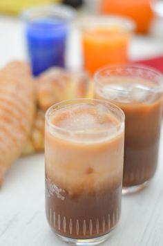 Mexican Chocolate Iced Coffee   Dia de los Muertos   Luci's Morsels :: LA Food Blog