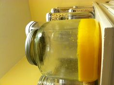Fermented Orange Juice Beverages, Drinks, Kefir, Orange Juice, Preserves, Mason Jars, Food And Drink, Canning, Mugs