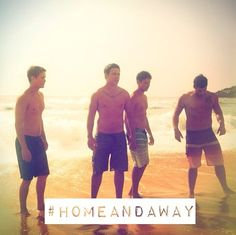 #homeandaway