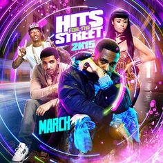 This mixtape titled 'Hits For The Streets: March 2K15 Edition' will play you all of the current latest hit music from top artists.  Music by Drake, Kid Ink, Lil Wayne, The Dream, T-Pain, Ne-Yo, Chris Brown, Iggy Azalea, Jennifer Hudson, Kanye West, and much more.  Log-on to our site today for this free stream and download.  Be sure to also check out our huge selection of free music available.