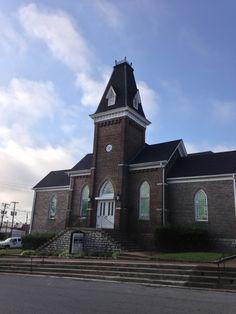 Church Street Church of Christ, Lewisburg, TN