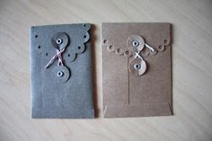 Decorative Envelopes Tutorial