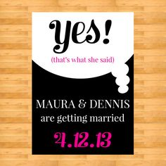 Custom Listing  Wedding Save the Date by DigitalBunnysDesigns, $72.00