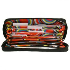 Buxton Women's Coupon & Receipt Zip Around Organizer Wallet