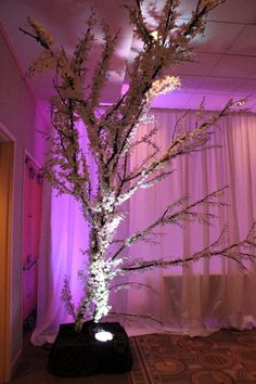 Floral Tree for Flowerful Events