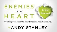 Estoy leyendo el plan de @YouVersion 'Enemies Of The Heart'. Véalo aquí: